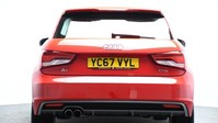 Audi A1 1.4 TFSI S LINE 3d 123 BHP Pearl Misano Red -Audi Drive Select 5
