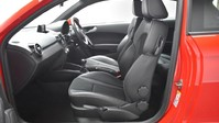 Audi A1 1.4 TFSI S LINE 3d 123 BHP Pearl Misano Red -Audi Drive Select 10