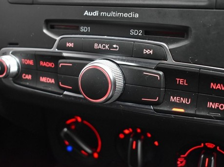 Audi A1 1.4 TFSI S LINE 3d 123 BHP Pearl Misano Red -Audi Drive Select 14