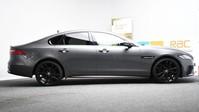 Jaguar XF RED & BLACK LEATHER 3.0 V6 S 4d 296 BHP ***SAT NAV-DAB-USB*** 6