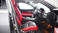 Jaguar XF RED & BLACK LEATHER 3.0 V6 S 4d 296 BHP ***SAT NAV-DAB-USB*** 8
