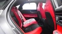 Jaguar XF RED & BLACK LEATHER 3.0 V6 S 4d 296 BHP ***SAT NAV-DAB-USB*** 9