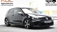 Volkswagen Golf 2.0 R DSG 3d 298 BHP DAB Radio -Touchscreen Infotainment 1