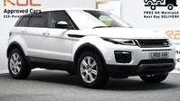 Land Rover Range Rover Evoque *PANORAMIC ROOF* 2.0 TD4 SE TECH 5d 178 BHP PANORAMIC ROOF, SATNAV HEATED S 1