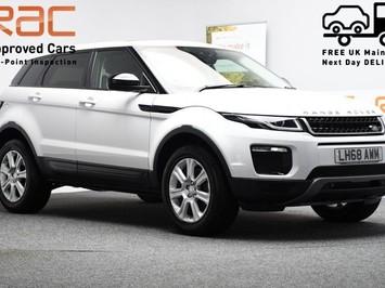 Land Rover Range Rover Evoque *PANORAMIC ROOF* 2.0 TD4 SE TECH 5d 178 BHP PANORAMIC ROOF, SATNAV HEATED S