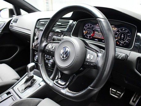 Volkswagen Golf 2.0 R TSI DSG 5d 306 BHP ** PANORAMIC SUNROOF ** ***PANORAMIC ROOF- DIGITAL 2
