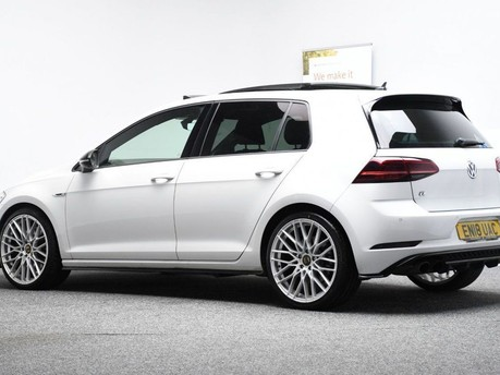 Volkswagen Golf 2.0 R TSI DSG 5d 306 BHP ** PANORAMIC SUNROOF ** ***PANORAMIC ROOF- DIGITAL 7