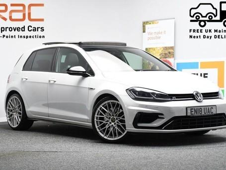 Volkswagen Golf 2.0 R TSI DSG 5d 306 BHP ** PANORAMIC SUNROOF ** ***PANORAMIC ROOF- DIGITAL