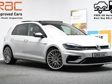 Volkswagen Golf 2.0 R TSI DSG 5d 306 BHP ** PANORAMIC SUNROOF ** ***PANORAMIC ROOF- DIGITAL 1