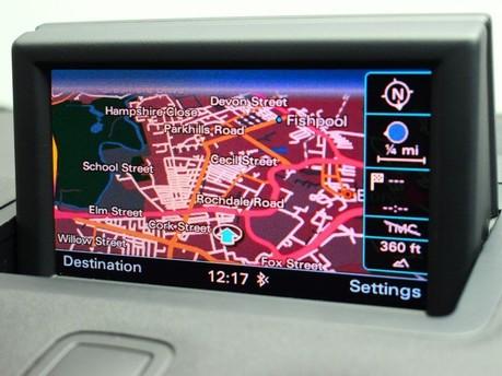 Audi A1 1.4 SPORTBACK TFSI S LINE 5d 185 BHP Satnav - DAB Radio - Bluetooth 3
