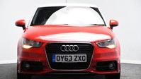 Audi A1 1.4 SPORTBACK TFSI S LINE 5d 185 BHP Satnav - DAB Radio - Bluetooth 4