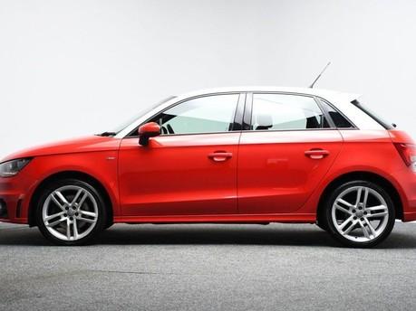 Audi A1 1.4 SPORTBACK TFSI S LINE 5d 185 BHP Satnav - DAB Radio - Bluetooth 6