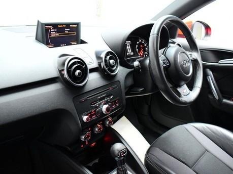 Audi A1 1.4 SPORTBACK TFSI S LINE 5d 185 BHP Satnav - DAB Radio - Bluetooth 11