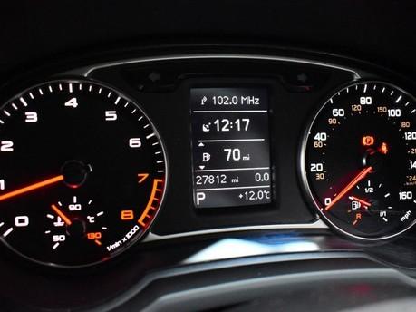 Audi A1 1.4 SPORTBACK TFSI S LINE 5d 185 BHP Satnav - DAB Radio - Bluetooth 12