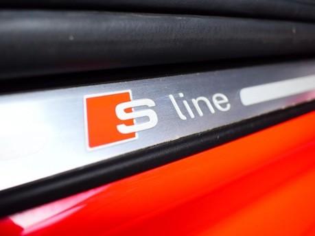 Audi A1 1.4 SPORTBACK TFSI S LINE 5d 185 BHP Satnav - DAB Radio - Bluetooth 17