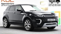 Land Rover Range Rover Evoque 2.0 TD4 AUTOBIOGRAPHY 5d 177 BHP *PANORAMIC GLASS ROOF* ***SAT NAV-DAB-BLUE 1