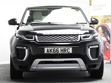 Land Rover Range Rover Evoque 2.0 TD4 AUTOBIOGRAPHY 5d 177 BHP *PANORAMIC GLASS ROOF* ***SAT NAV-DAB-BLUE 4