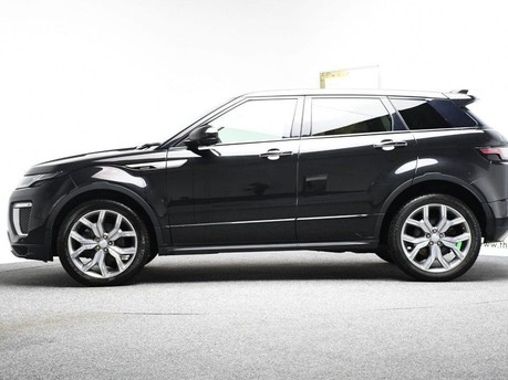 Land Rover Range Rover Evoque 2.0 TD4 AUTOBIOGRAPHY 5d 177 BHP *PANORAMIC GLASS ROOF* ***SAT NAV-DAB-BLUE 5