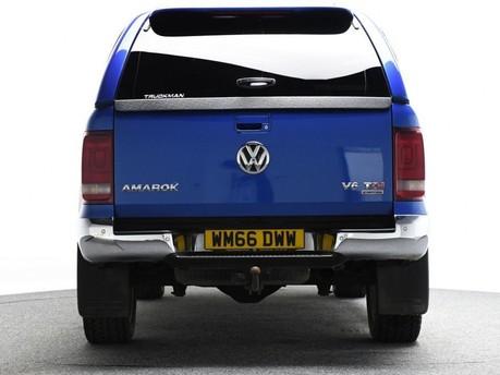 Volkswagen Amarok 3.0 DC V6 TDI AVENTURA 4MOTION 4d 222 BHP Truckman Double Cab- Cruise Contr 5