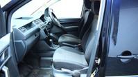 Volkswagen Caddy 2.0 C20 TDI HIGHLINE 101 BHP Touchscreen Multimedia - DAB Radio 12