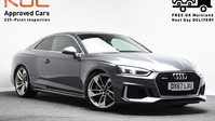 Audi RS5 *VIRTUAL COCKPIT* 2.9 RS 5 TSFI QUATTRO 2d 444 BHP **VIRTUAL COCKPIT** 1