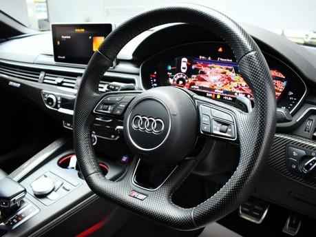 Audi RS5 *VIRTUAL COCKPIT* 2.9 RS 5 TSFI QUATTRO 2d 444 BHP **VIRTUAL COCKPIT** 2