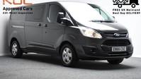 Ford Transit Custom 2.0 310 LIMITED LR P/V 129 BHP DAB Radio - Bluetooth - AUX - USB 1