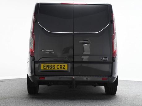 Ford Transit Custom 2.0 310 LIMITED LR P/V 129 BHP DAB Radio - Bluetooth - AUX - USB 5