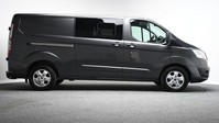Ford Transit Custom 2.0 310 LIMITED LR P/V 129 BHP DAB Radio - Bluetooth - AUX - USB 6