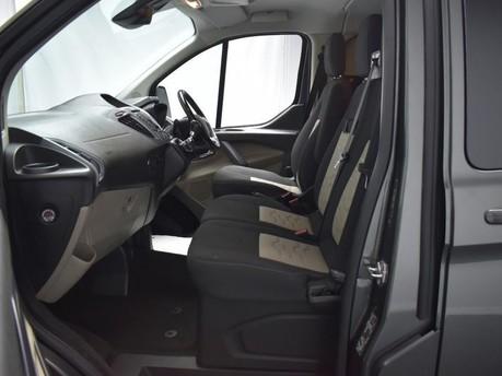 Ford Transit Custom 2.0 310 LIMITED LR P/V 129 BHP DAB Radio - Bluetooth - AUX - USB 11