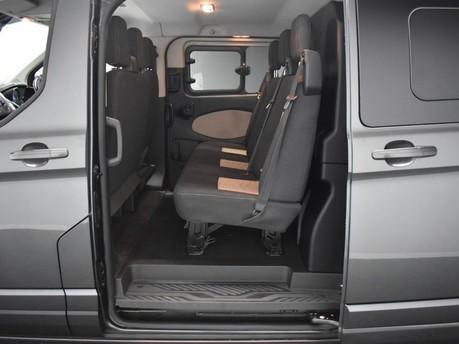 Ford Transit Custom 2.0 310 LIMITED LR P/V 129 BHP DAB Radio - Bluetooth - AUX - USB 12