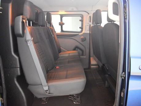 Ford Transit Custom 2.0 320 LIMITED DCIV ECOBLUE 129 BHP Touchscreen Multimedia - DAB Radio 9