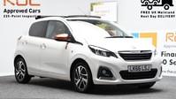 Peugeot 108 1.2 PURETECH ROLAND GARROS TOP 5d 82 BHP Bluetooth - Air Conditioning 1