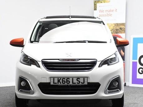 Peugeot 108 1.2 PURETECH ROLAND GARROS TOP 5d 82 BHP Bluetooth - Air Conditioning 4