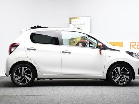 Peugeot 108 1.2 PURETECH ROLAND GARROS TOP 5d 82 BHP Bluetooth - Air Conditioning 6