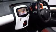Peugeot 108 1.2 PURETECH ROLAND GARROS TOP 5d 82 BHP Bluetooth - Air Conditioning 12