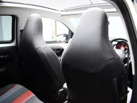 Peugeot 108 1.2 PURETECH ROLAND GARROS TOP 5d 82 BHP Bluetooth - Air Conditioning 22