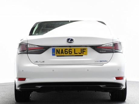 Lexus GS 2.5 300H LUXURY 4d 220 BHP Satnav - DAB Radio - Bluetooth 5