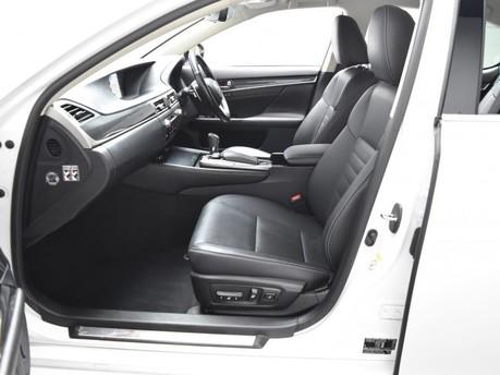Lexus GS 2.5 300H LUXURY 4d 220 BHP Satnav - DAB Radio - Bluetooth 10