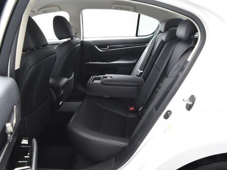 Lexus GS 2.5 300H LUXURY 4d 220 BHP Satnav - DAB Radio - Bluetooth 11