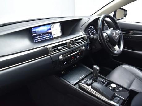 Lexus GS 2.5 300H LUXURY 4d 220 BHP Satnav - DAB Radio - Bluetooth 12