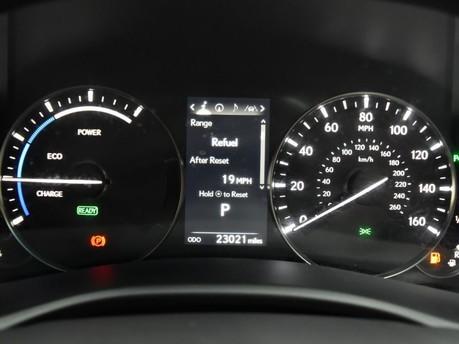 Lexus GS 2.5 300H LUXURY 4d 220 BHP Satnav - DAB Radio - Bluetooth 13