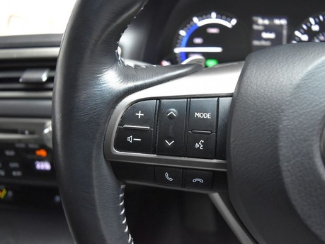 Lexus GS 2.5 300H LUXURY 4d 220 BHP Satnav - DAB Radio - Bluetooth 24