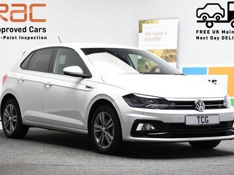 Volkswagen Polo 1.0 R-LINE TSI DSG 5d 114 BHP App-connect - Bluetooth - DAB Radio 1