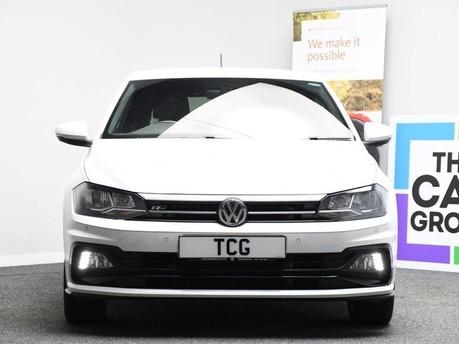 Volkswagen Polo 1.0 R-LINE TSI DSG 5d 114 BHP App-connect - Bluetooth - DAB Radio 4
