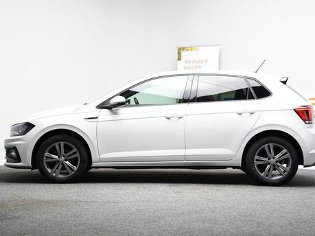 Volkswagen Polo 1.0 R-LINE TSI DSG 5d 114 BHP App-connect - Bluetooth - DAB Radio 6