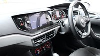 Volkswagen Polo 1.0 R-LINE TSI DSG 5d 114 BHP App-connect - Bluetooth - DAB Radio 11