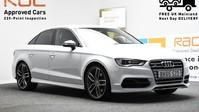 Audi S3 2.0 S3 QUATTRO 4d 296 BHP Satnav - DAB Radio - Bluetooth-WiFi 1