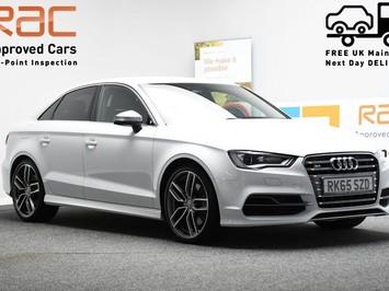 Audi S3 2.0 S3 QUATTRO 4d 296 BHP Satnav - DAB Radio - Bluetooth-WiFi