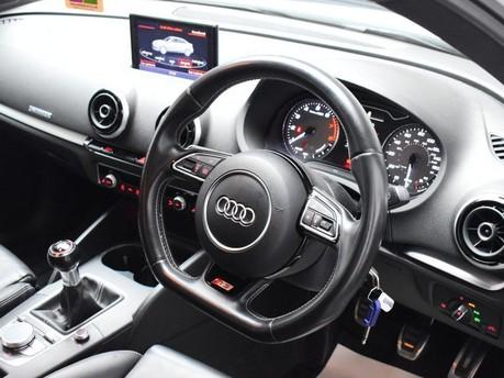Audi S3 2.0 S3 QUATTRO 4d 296 BHP Satnav - DAB Radio - Bluetooth-WiFi 2